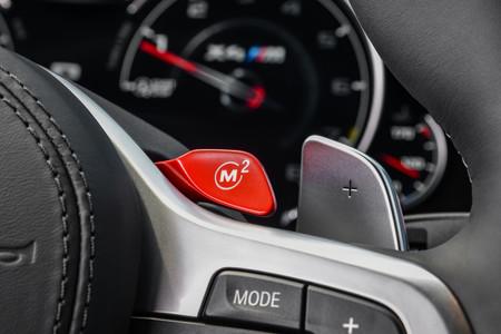 BMW X4 M detalles modos