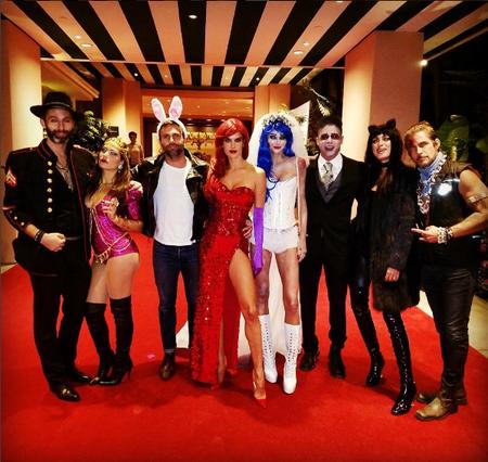 Halloween: ya tenemos los primeros disfraces de los famosos
