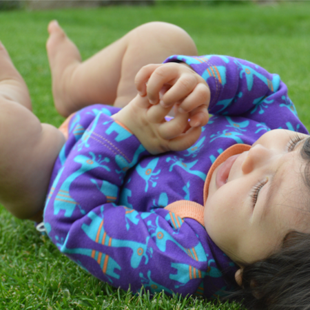 Kutuno, ropita de algodón orgánico egipcio para bebés
