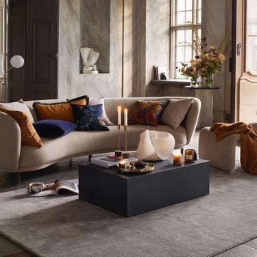 Cuento otoñal o las imágenes más bonitas del último editorial de H&M Home, repleto de interiores elegantes y románticos