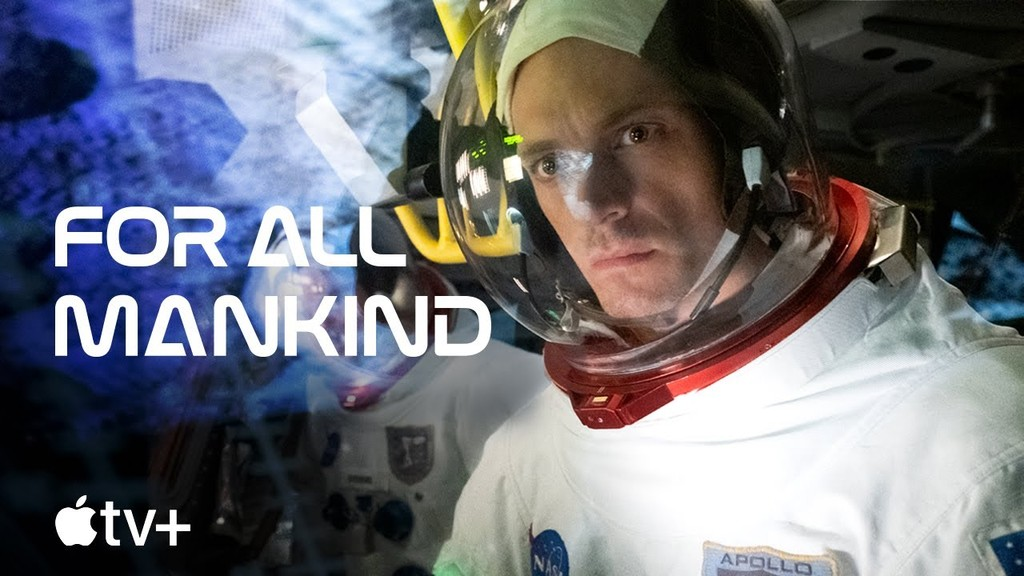 Apple ofreció un pequeño avance de 'For  All Mankind' en la Comic Con de Nueva York