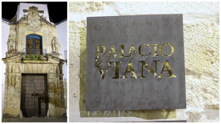 El Palacio de Viana, su museo y los patios