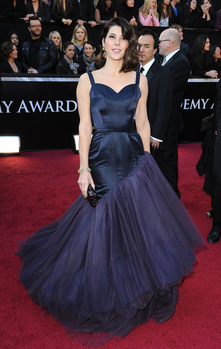 Marisa Tomei Oscar 2011