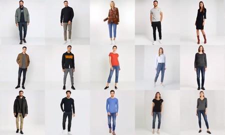 La IA ya no sólo crea rostros de personas que no existen: una startup japonesa genera automáticamente imágenes de cuerpo completo