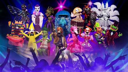 Estas son todas las pistas de las 15 nuevas máscaras de 'Mask Singer 2': descubre qué famosos pueden encontrarse tras ellas