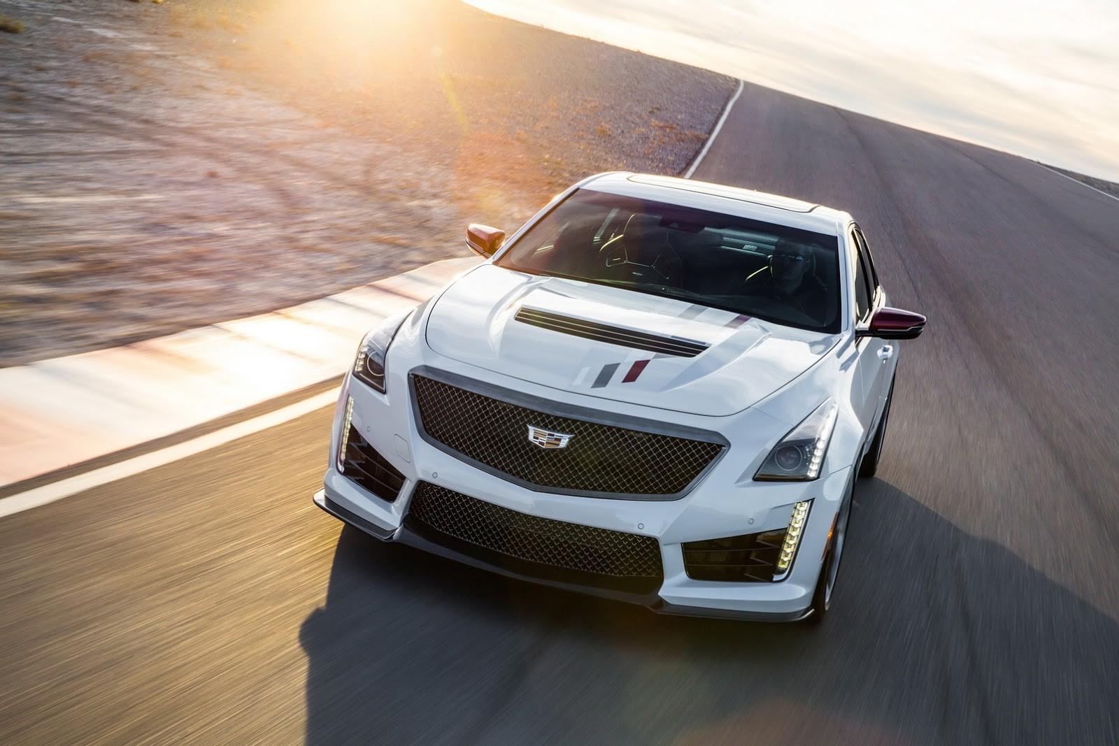 Foto de Cadillac ATS-V y CTS-V Chambipnchip Edition (8/14)