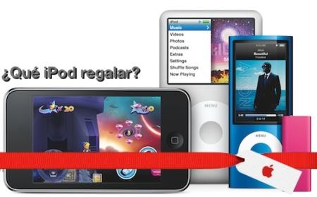 Guia de Compras Navideñas: El iPod y accesorios, los regalos estrella