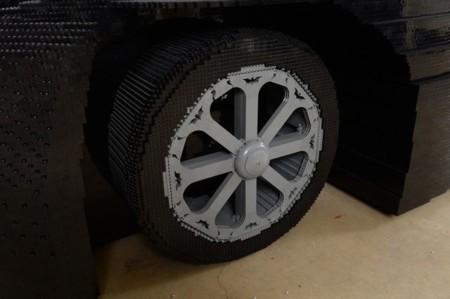 Lego Batmobile By Nathan Sawaya 5