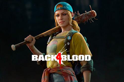 Baraja de tanque cuerpo a cuerpo en Back 4 Blood