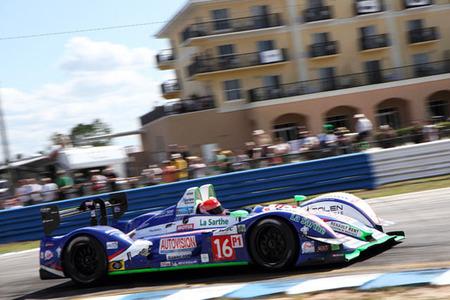 El Pescarolo 03 debutará directamente en las 24 horas de Le Mans