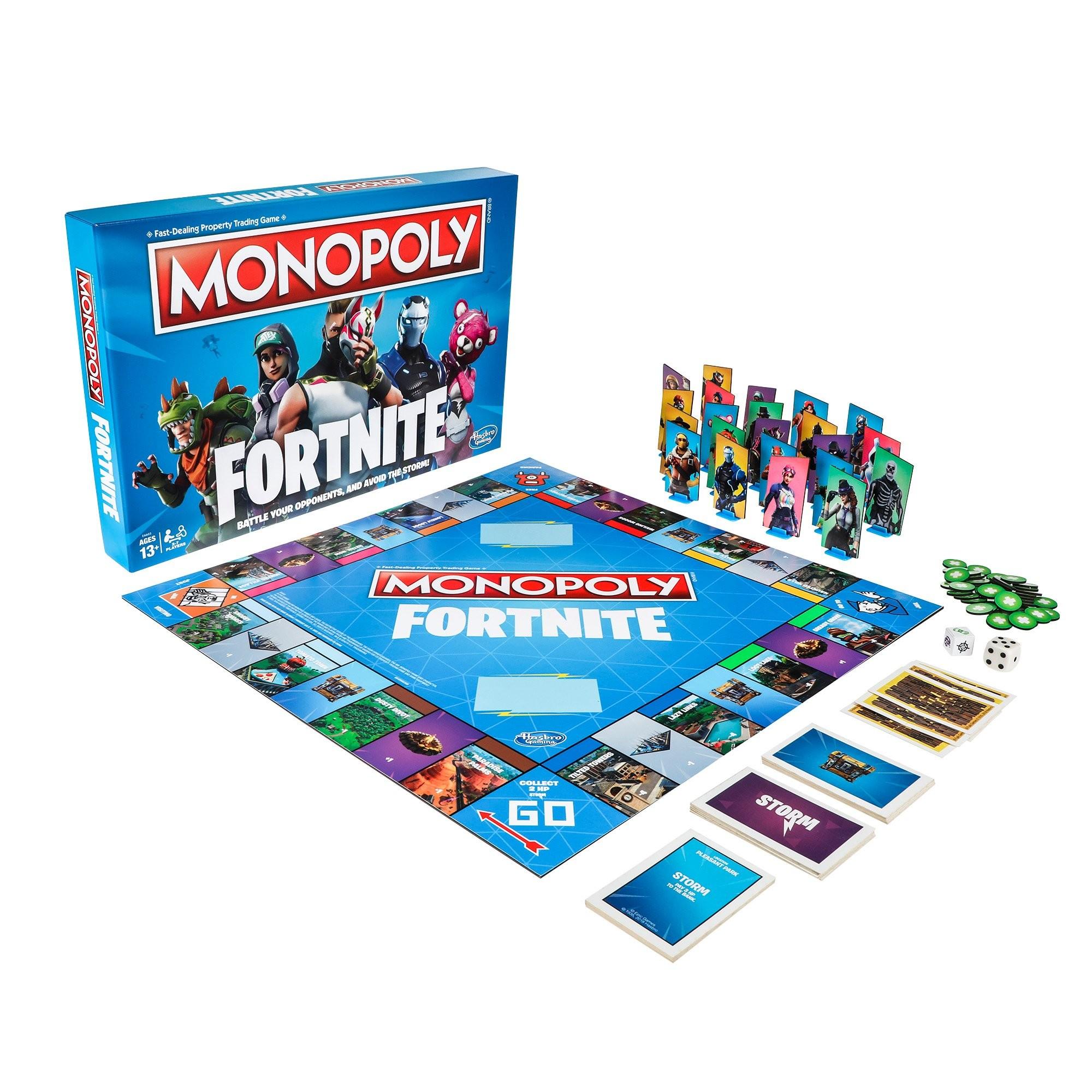 Foto de Monopoly de Fortnite (1/5)