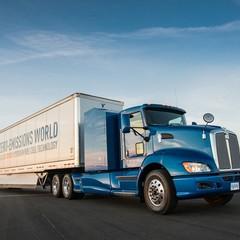 Foto 1 de 12 de la galería camion-de-toyota-con-pila-de-combustible en Motorpasión