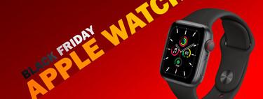 Black Friday 2020: el Apple Watch SE está 50 euros más barato en Amazon, alcanzando su precio mínimo histórico de 249 euros.