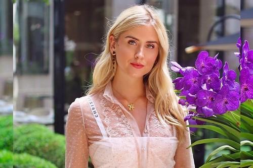 La nueva obsesión de Valentina Ferragni es este collar de María Pascual (¡y aún podemos hacernos con él!)