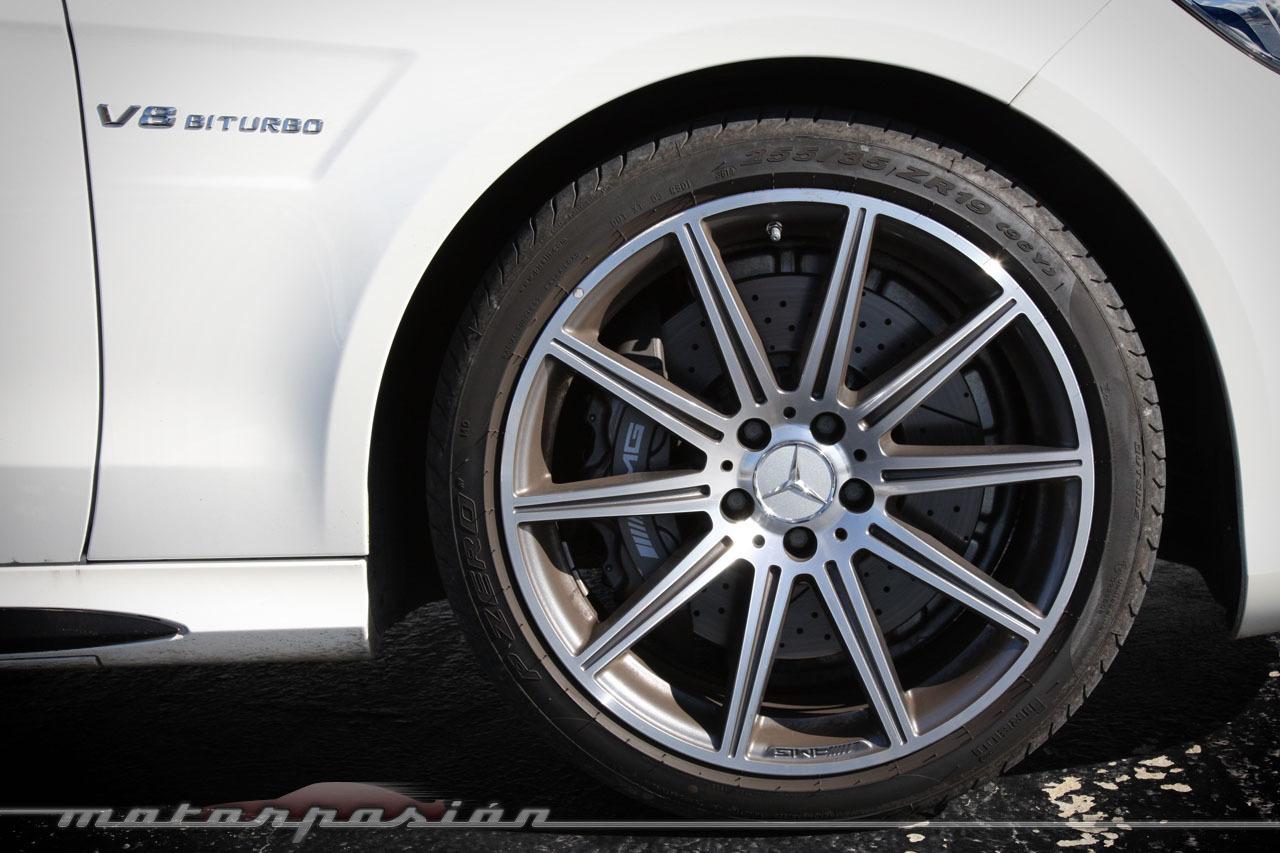 Foto de Mercedes-AMG E 63 4Matic (prueba) (35/42)