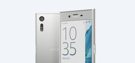 Sony Xperia XZ, con resistencia al agua y cámara de 23 megapixeles, a su precio mínimo en Amazon: 195 euros