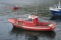 Sello de pesca sostenible