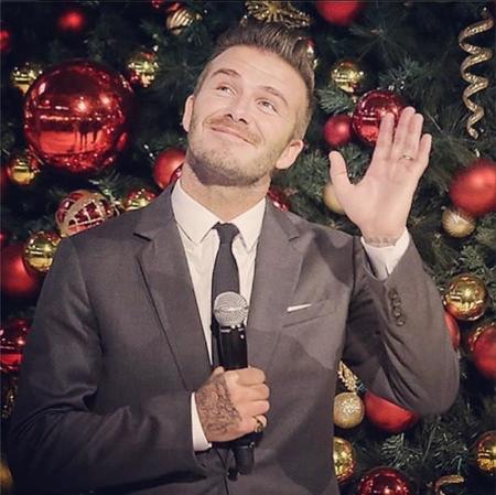 Beckham Navidad