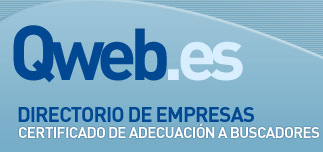 Certificado para adecuar nuestra web a los buscadores de Qweb.es