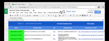 Cómo eliminar múltiples suscripciones a listas de correos desde Gmail sin usar servicios de terceros