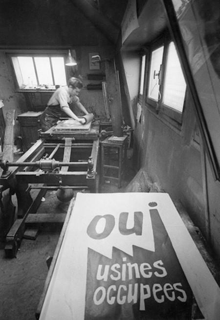 Marcriboud Mai68 Atelierpopulaire