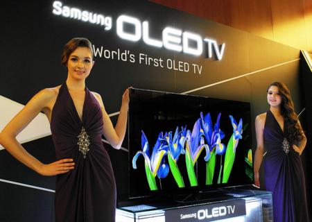 Samsung nos enseña su primer televisor OLED comercial y le pone precio