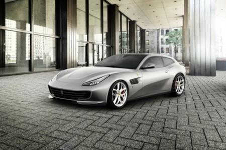 Ferrari GTC4Lusso T, el downsizing le pega a los V12