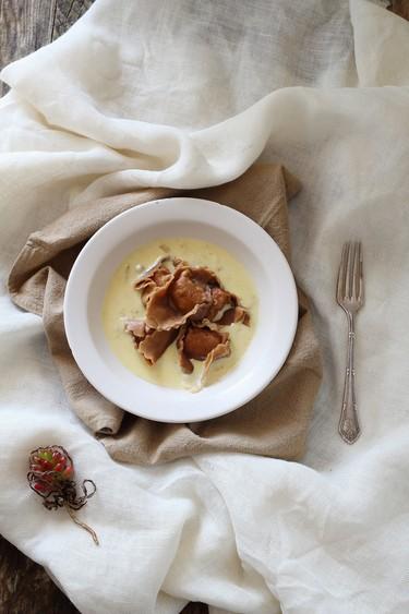 Paseo por la gastronomía de la red: recetas de pasta