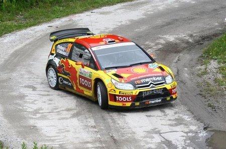 Rally de Bulgaria 2010: Petter Solberg vuela y deja todo sin decidir a falta de cuatro tramos