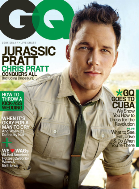 Chris Pratt Gq June 2015 Magazine Tom Lorenzo Site Tlo 1