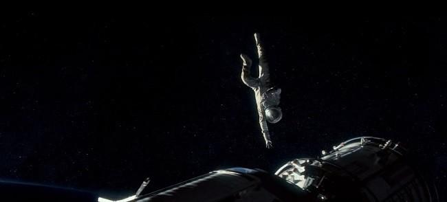 Imagen de la película 'Gravity'