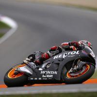 Honda ya ha puesto en pista su moto para la temporada que viene