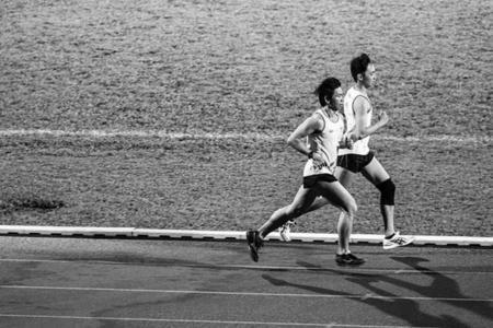 Correr demasiado puede ser malo para la salud
