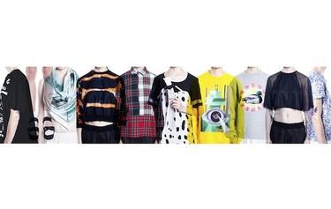 New Talent Shop en eBay, venta exclusiva de prendas creadas por jóvenes diseñadores españoles