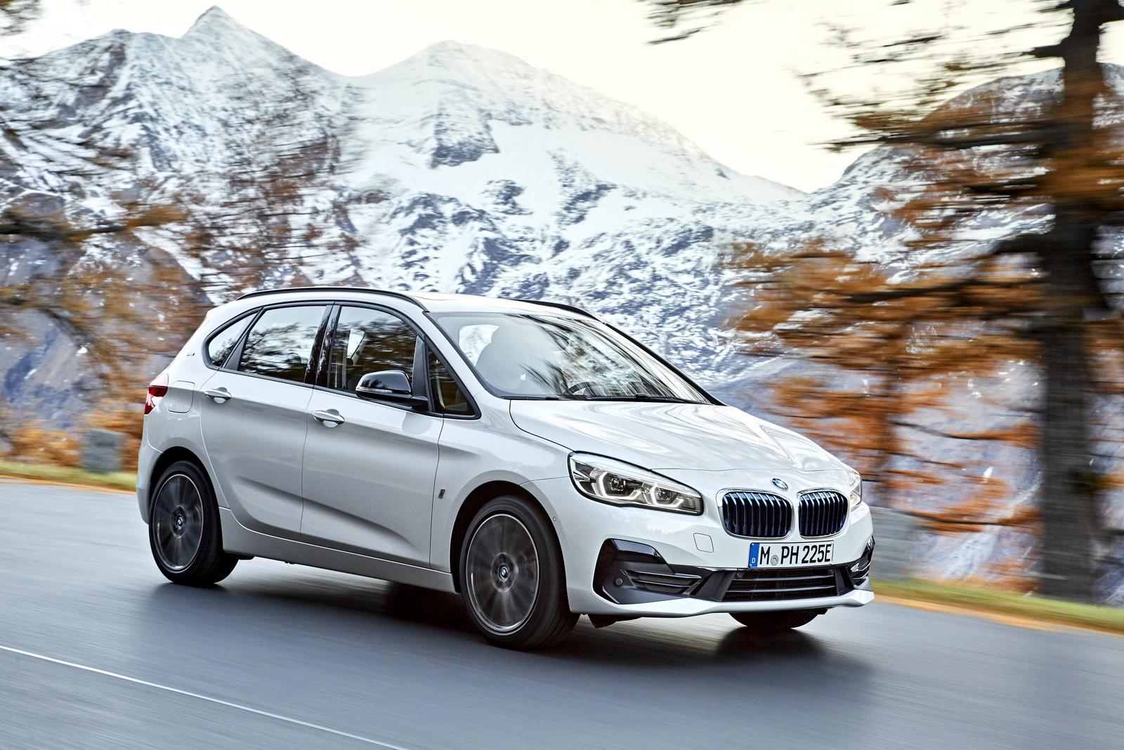 Foto de BMW Serie 2 Active Tourer (20/32)
