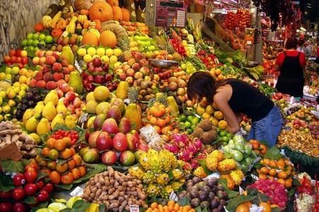 ¿Qué fruta es la menos calórica?