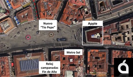 Situacion Apple Store Sol