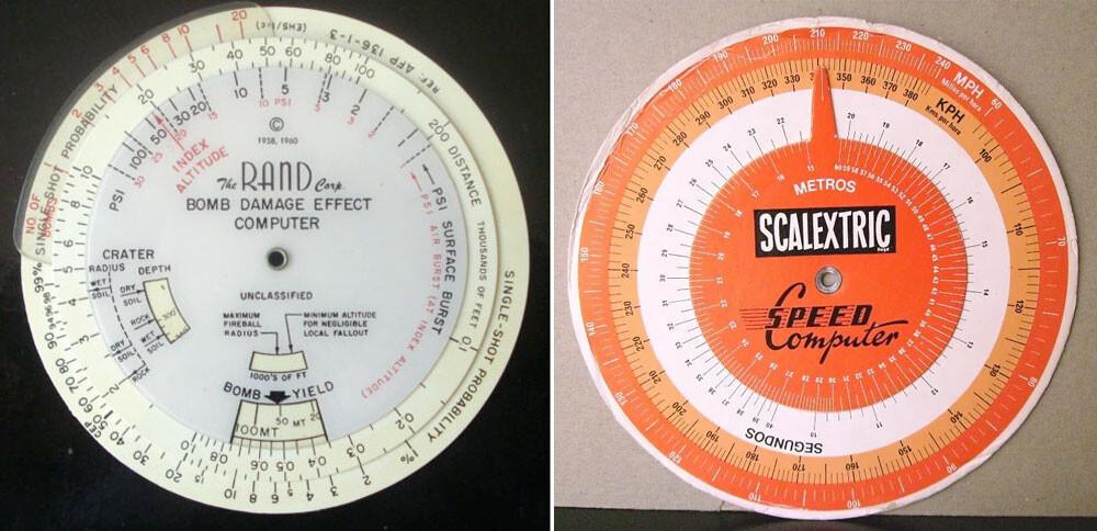 El Scalextric y las bombas nucleares tuvieron algo en común: las