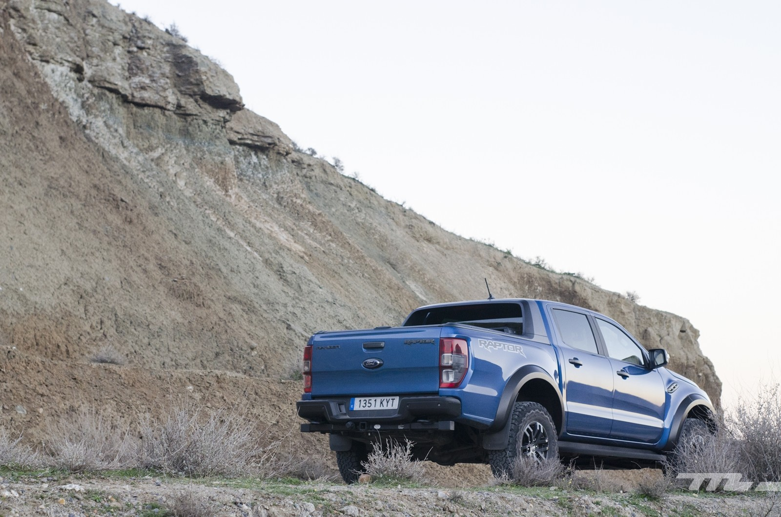Foto de Ford Ranger Raptor 2020, prueba (33/36)