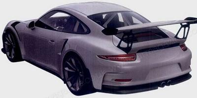 ¡Se filtran fotos del nuevo Porsche 911 GT3 RS!
