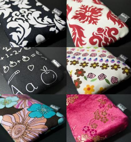 Fundas para iPod e iPhone