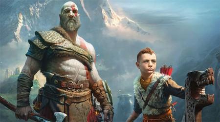 Así luce Kratos de God of War sin barba