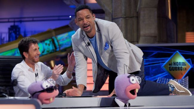 will smith hormiguero