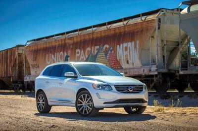 El Volvo XC60 alcanza las 500.000 unidades vendidas