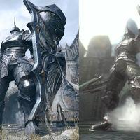 Así luce Demon's Souls en un vídeo comparativo entre su versión original para PS3 y el remake para PS5