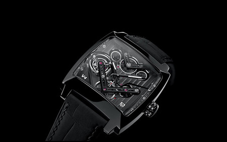 TAG Heuer Monaco V4 Tourbillon, el reloj de ensueño del hombre contemporáneo