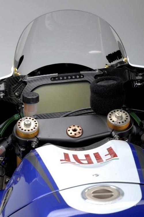 Foto de Team Fiat Yamaha, presentación equipo 2008 (7/11)