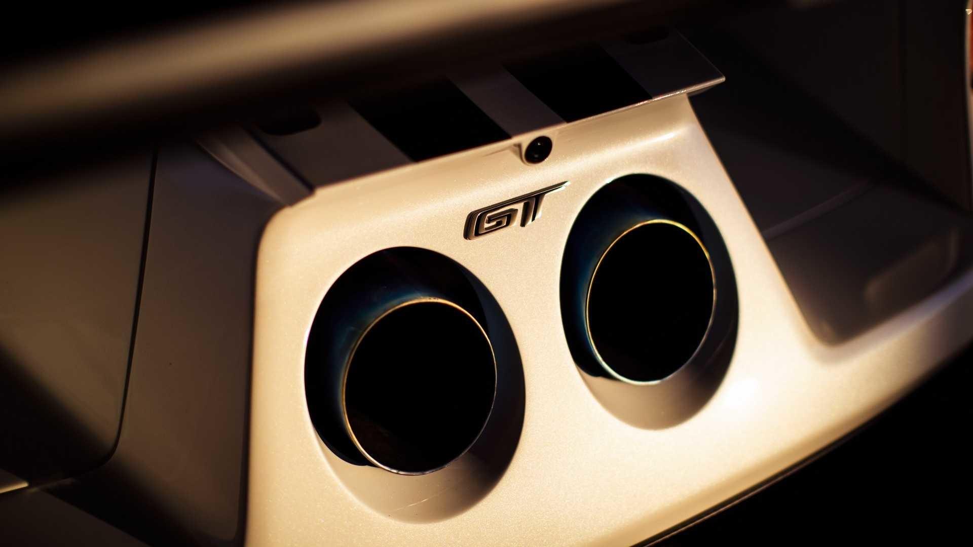 Foto de Ford GT Mk II (8/26)