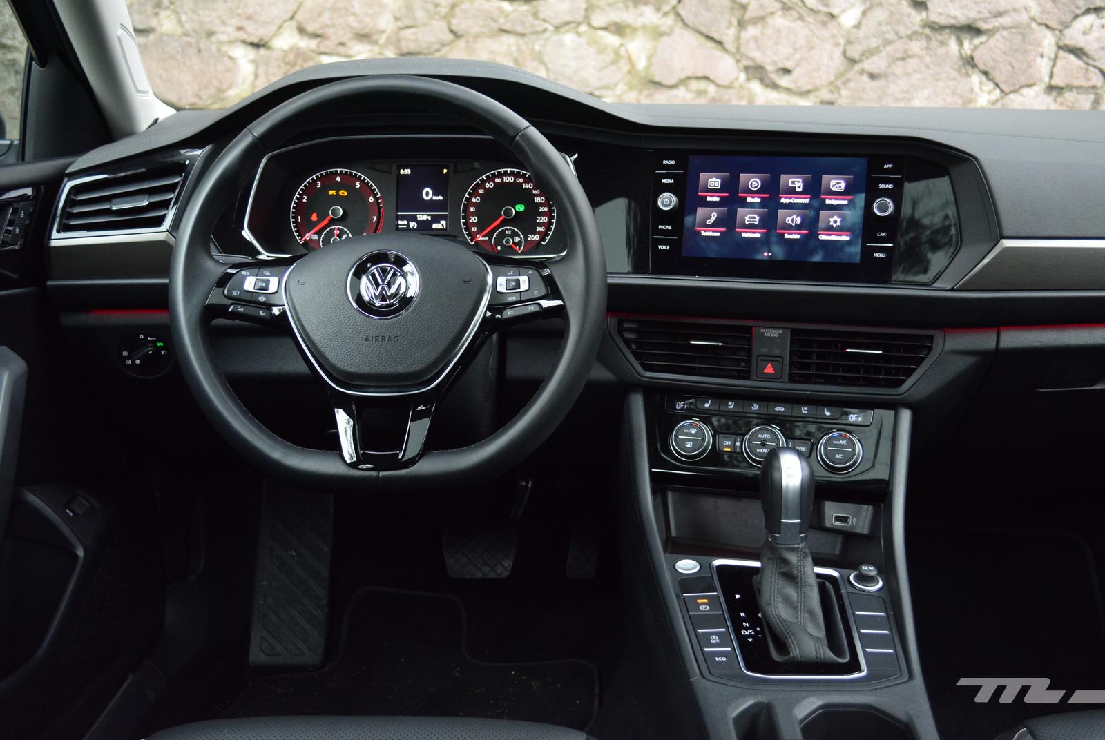 Foto de Volkswagen Jetta 2019 (prueba) (11/17)