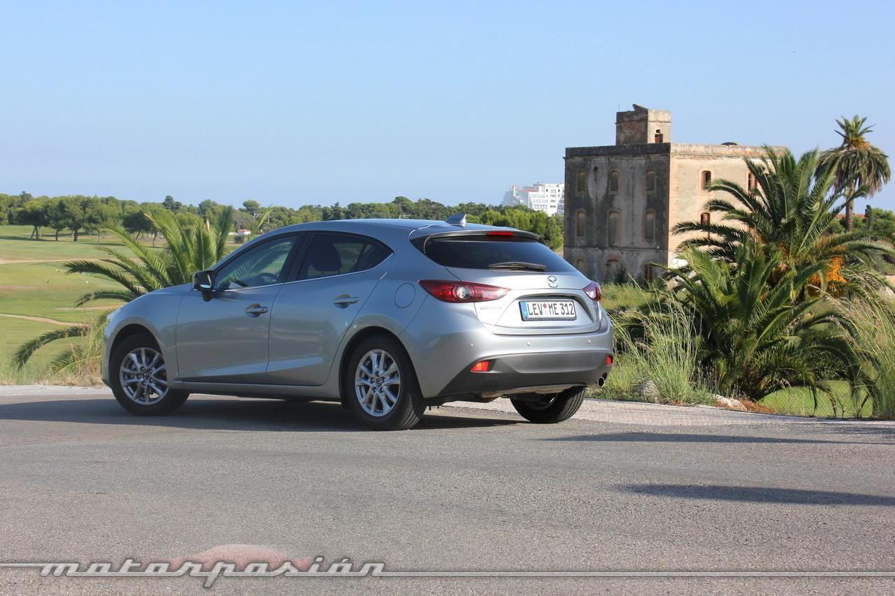 Foto de Mazda3 2013, presentación y prueba (27/61)